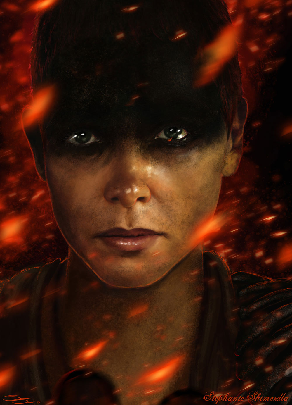 'Furiosa' by Stephanie Shimerdla