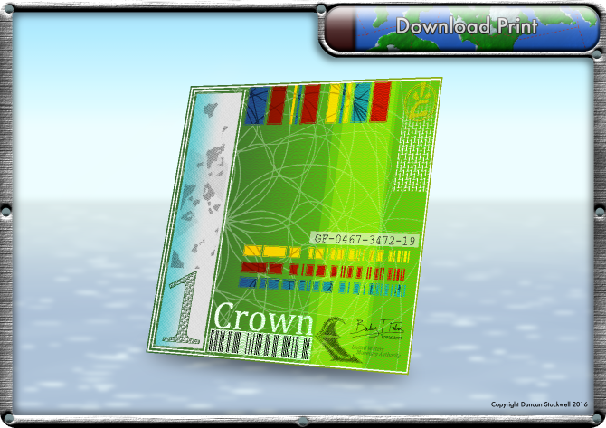 TideBreakers  1 Crown Card