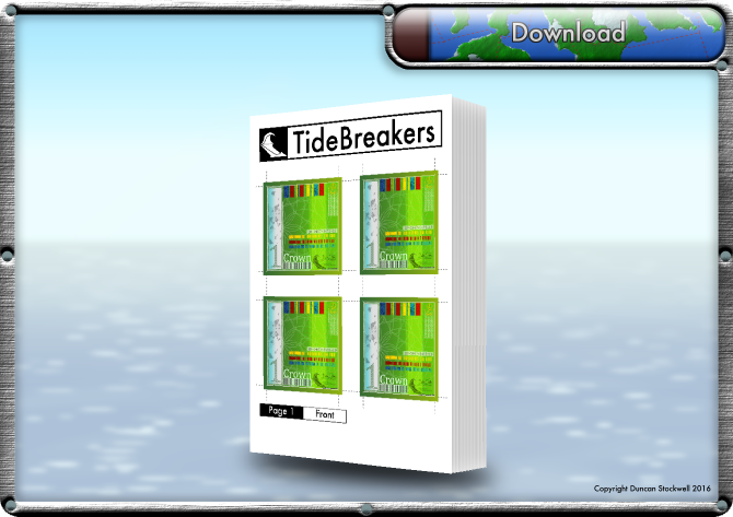 TideBreakers Print Book 2
