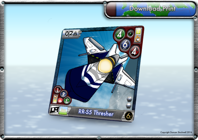 TideBreakers Thresher Card