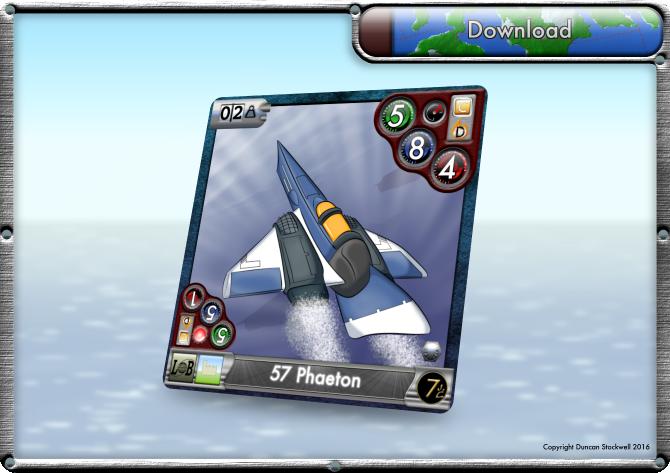 TideBreakers 57 Phaeton Card