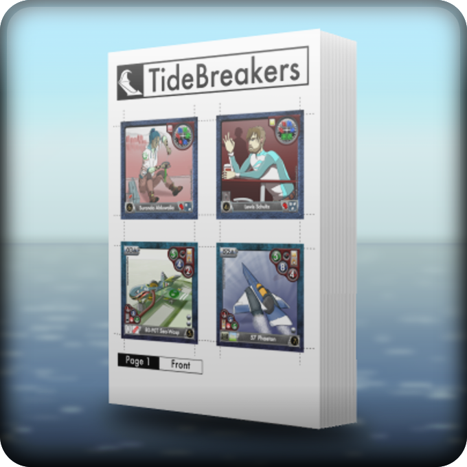 TideBreakers Print Book 3